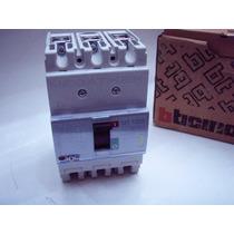 Interruptor Termomagnetico Bticino Mod. M1 160e T713e125
