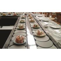 Bandas Transportadoras Para Sushi, Tradicional Y Nuevo!!!!!!