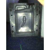 Molde Soplado Envase 4lt Con Cavidad Para Embudo