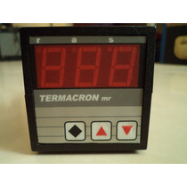 Pirometro Digital Pid Rango -20 A 870 Grados C Termacron