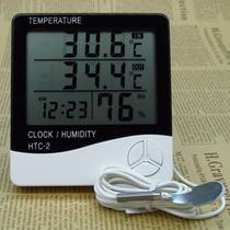 Higrometro Digital Doble Para Camaras De Refrigeracion Htc-2