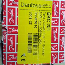 Controlador De Temperatura Danfoss Ekc 201 Para Deshielo