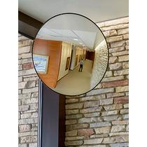 Espejo De Seguridad Convexo De Vidrio De 30 Pulgada Interior