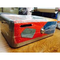 Caja Metalica Para Guardar Dinero
