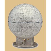 Globo Lunar Con Relieve De 30 Cm Diametro Hm4
