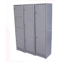 Lockers Metalicos De 2 Puertas Cal. 22 Somos Fabricantes!!