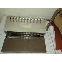 Engargoladora Para Aro De Plástico Combo Basic Gbc
