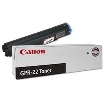 Toner Original Canon Gpr-22 P/ Copiadora Ir023, 1019j Ir1025