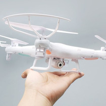 Mini Drone X5c Hd, Espectacular Version Mejorada / Blanco 4g