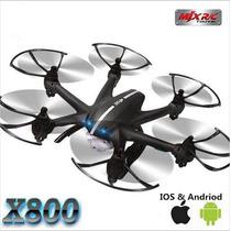 Mjx X800 Drone Camara Fpv Video Tiempo Real Wifi/ios Android