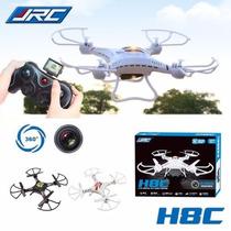 Dron Jjrc H8c Con Cámara 2mpx Quadcopter Drone Radio Control