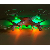 Drone Cuadricoptero D-15c Axis Gyro Camara Envio Gratis Msi
