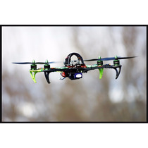 Kit Drone Profesional Quadcopter Sk450 Rc