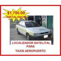 Rastreo Gps Taxi Edo F C /microfono Sin Rentas Instalamos
