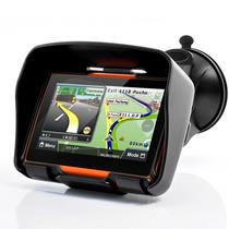 Navegador Gps Moto Y Auto Touchscreen Todo Terreno Xa16 Hm4