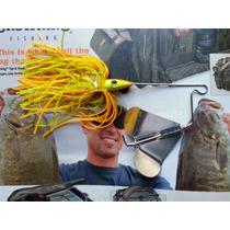 Hawaiana De Propela 1/4 Onza Pesca De Lobina