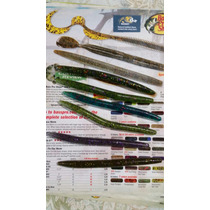 Lombriz Senko 5 Pesca Lobina