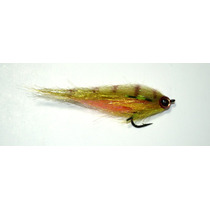 Mosca Super Ice Minnow
