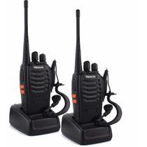 Radios 2 Retevis H-777 Walkie Talkie Uhf 400-470mhz