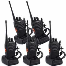 Radios Retevis H-777 2 Way Radio Walkie Talkie Paquete De 5