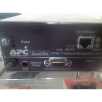 Apc Network Management Card Expansion