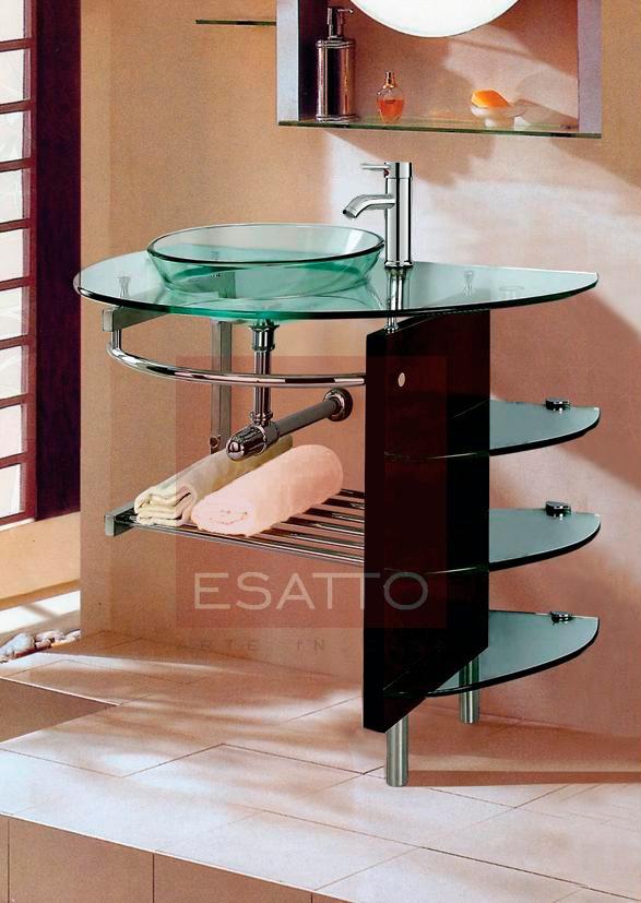 muebles para bao u mueble de bao lavabo cristal cromo mv u muebles para bao veracruz