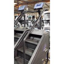 Escalera Stairmaster Stepmill 7000pt Pantalla Azul Seminueva