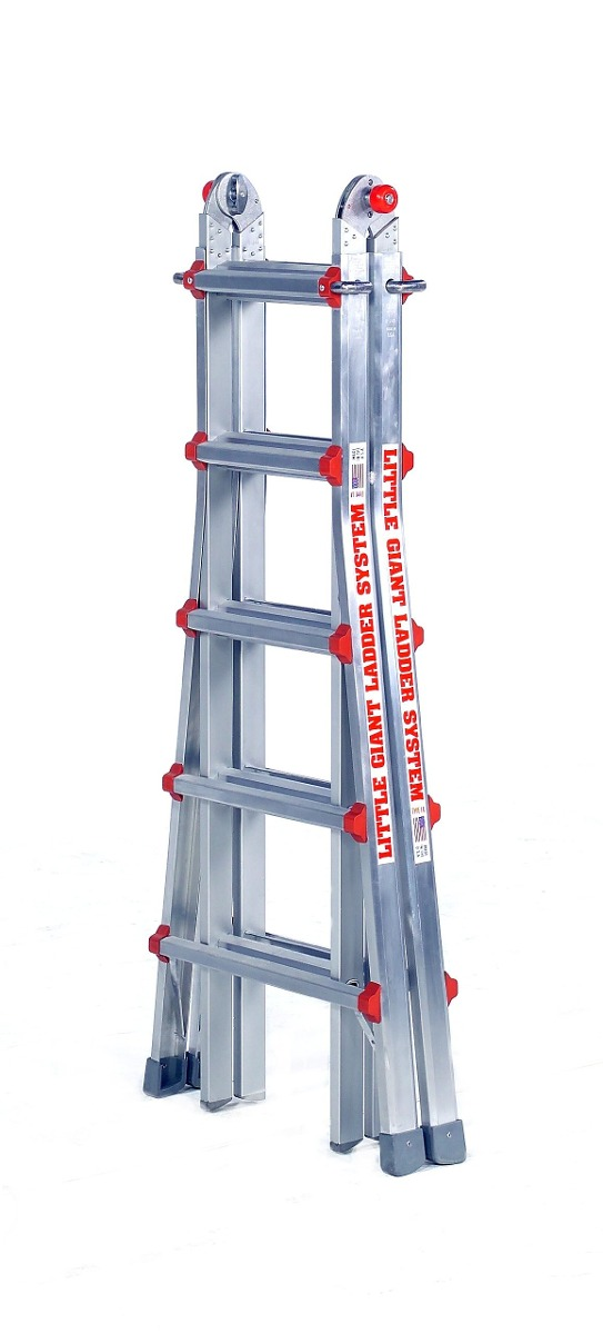 Escalera telesc pica de aluminio modelo 10103 lg for Precio escalera telescopica aluminio