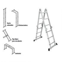 Escalera De Multiposición, 12 Escalones, Pretul