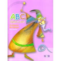 Abc Vamos A Leer Irene Esquivel / Libro Y Cuaderno Vmj