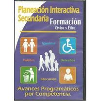 Planeación Interactiva Secundaria Formacion Civica Y Etica