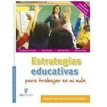 Estrategias Educativas Para Trabajar En Mi Aula 1 Tomo Gil E