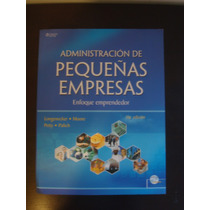 Cminuevo`s Libro Administracion De Pequeñas Empresas