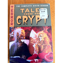 Dvd Tales From The Crypt Temporada 6