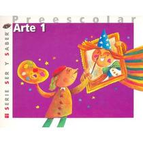 Arte 1 Preescolar - Maria Amparo Yañez Gonzalez