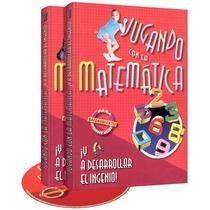 Jugando Con La Matemática 2 Vols + 1 Cd Rom - Royce Editores