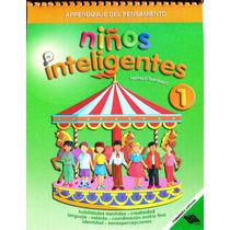 Niños Inteligentes Preescolar 1- Gamboa / Fernandez Editores