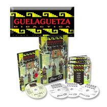 Guelaguetza Didactica 1 Vol + 3 Cd + 1 Dvd Ed Clase 10