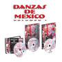 Danzas De Mexico Vol I, 1 Cd+ 1 Dvd + 1 Vol Ed Clase 10