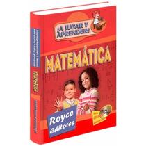 A Jugar Y Aprender Matemática 1 Vol + 1 Cd Rom