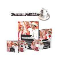 Guerrero Folklorico 1 Vol + 1 Cd + Dvd Clase 10 Envio Gratis