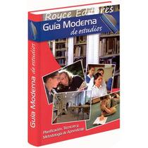 Guía Moderna De Estudios 1 Vol - Grupo Cultural Fn4