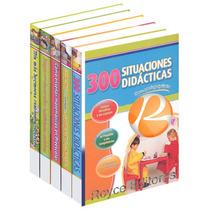 Biblioteca Práctica De Educación Preescolar 5 Vols + 3 Cds
