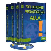 Soluciones Pedagogicas En El Aula 4 Vols + Cd-rom Euromexico