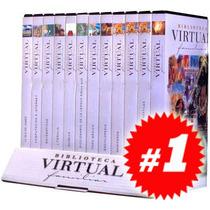 Biblioteca Virtual Familiar 12 Cd Roms