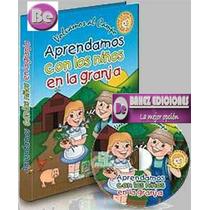 Aprendamos Con Los Niños En La Granja 1 Vol Dimas