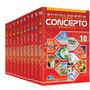 Enciclopedia Nuevo Concepto Educativo 9 Vols + 3 Cds Clasa