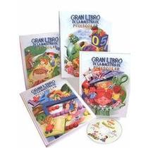 Gran Libro De La Maestra De Preescolar 4 Vols Euroméxico