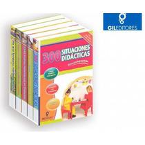 Biblioteca Practica De Educación Preescolar 5 Vols + 3 Cd