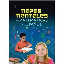 Mapas Mentales De Matematicas Y Español Icluy 2 Tomos + 2 Cd
